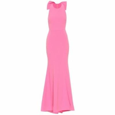レベッカ ヴァランス Rebecca Vallance レディース パーティードレス ワンピース・ドレス Love crepe gown pink