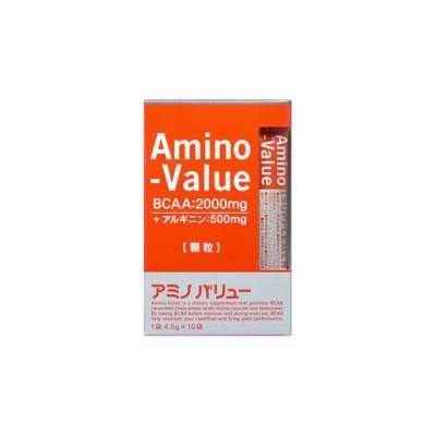 大塚製薬アミノバリュー サプリメントスタイル 1箱(4.5g×10袋) 大塚製薬 サプリメント