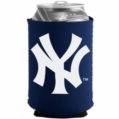 Kolder コールダー スポーツ用品  New York Yankees Navy Blue Collapsible Can Cooler