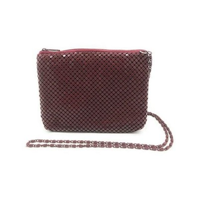 X-Small Women clutch metal mesh evening purse bag for Cocktail Party Prom W