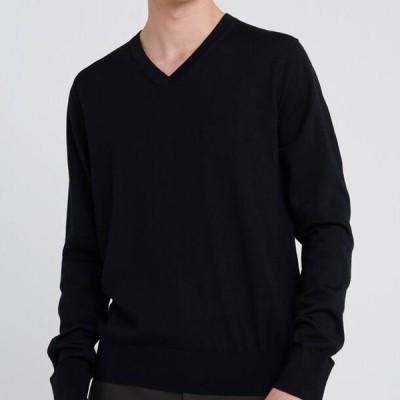 メンズ ファッション Jumper - black