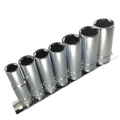 ベスト 7pcs. ディープソケットセット DSH-37-M