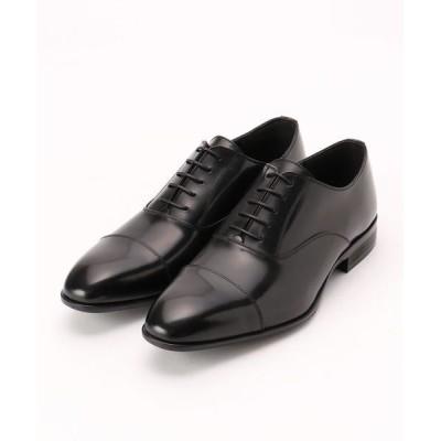 COMME CA MEN/コムサ・メン ストレートチップ ドレスシューズ ブラック 27cm