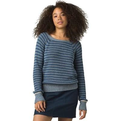 プラーナ ニット&セーター レディース アウター Prana Women's Gadie Sweater Admiral Blue