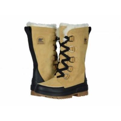 SOREL ソレル レディース 女性用 シューズ 靴 ブーツ スノーブーツ Tivoli(TM) IV Tall Curry【送料無料】