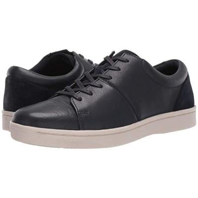 クラークス Kitna Vibe メンズ スニーカー 靴 シューズ Navy Leather