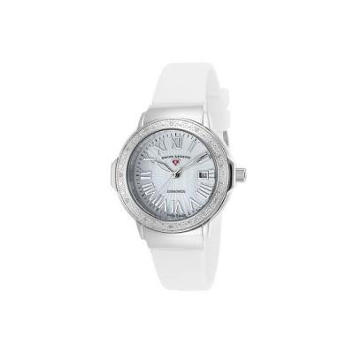 スイスレジェンド 腕時計 スイス レジェンド レディース 腕時計 South ビーチ 35ミリ SL-20032DSM-02-WHT ホワイト ダイヤル
