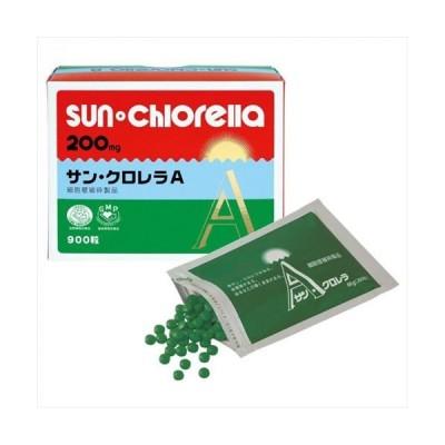 サン・クロレラ A(粒)900粒 (60g×3袋) (APIs)