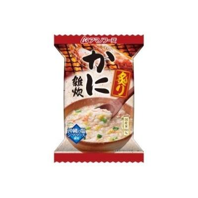 アマノフーズ 炙りかに雑炊 21g