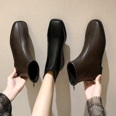 ショートブーツ ブーツ レディース 靴 シューズ 綺麗め シンプル お出かけ お呼ばれ 大人可愛い 安い 可愛い