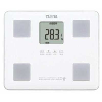 タニタ BC-760-WH 軽量コンパクトな体組成計(ホワイト) (BC760WH)