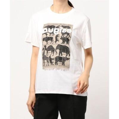 tシャツ Tシャツ Tシャツ半袖 AFRICAN ANIMALS