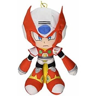 【中古】【輸入品未使用】Plush - Mega Man X - New Zero 8'' Soft Doll To