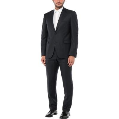 カルバンクライン CALVIN KLEIN COLLECTION メンズ スーツ・ジャケット アウター Suit Dark blue