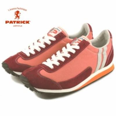 交換返品送料無料 パトリック スニーカー PATRICK MIAMI-CV マイアミ キャンバス PNK ピンク 528307