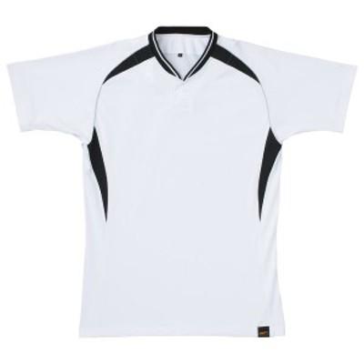 ゼット ZETT 野球ウェア  ベースボールシャツ BOT740 BOT740A-1119