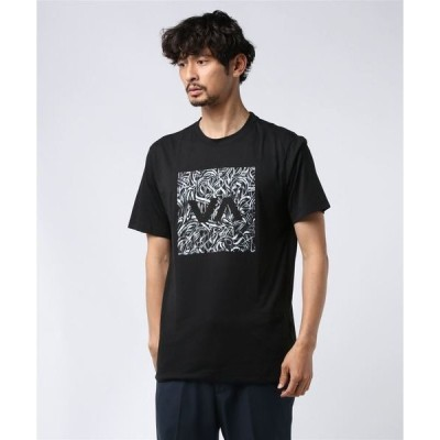 tシャツ Tシャツ RVCA SPORT メンズ  DEFER ALL THE WAY SS Tシャツ/ルーカ 半袖
