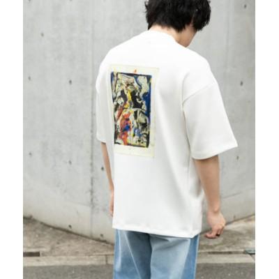 【別注】グラフィックアートTシャツ A