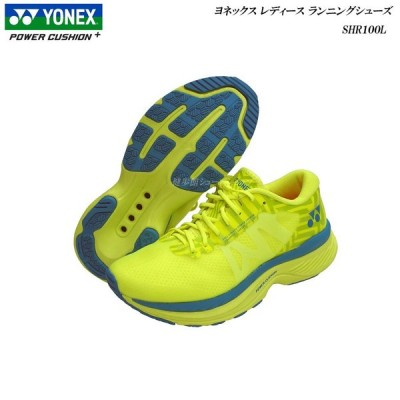 ヨネックス ランニング シューズ パワークッション レディース セーフラン SHR100L YONEX Power Cushion Running Shoes
