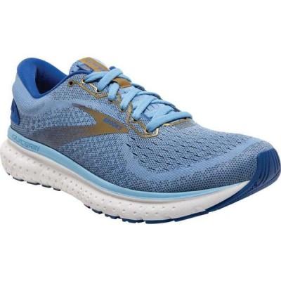 ブルックス Brooks レディース ランニング・ウォーキング シューズ・靴 Glycerin 18 Running Shoe Cornflower/Blue/Gold