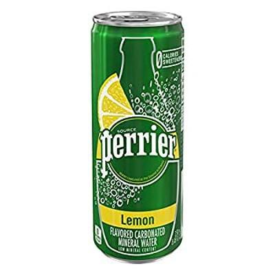 ペリエ (Perrier) レモン 炭酸水 缶 250ml ×30本