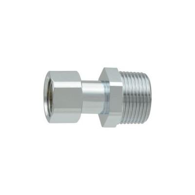 カクダイ:片ナットユニオン 水道配管継手 変換アダプター 原状回復 GA-JE016 型式:GA-JE016