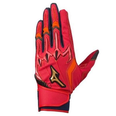 ミズノプロ シリコンパワーアークLI 両手用 MIZUNO ミズノ 野球 手袋 バッティング手袋 ミズノプロ (1EJEA079)