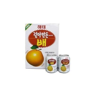 おろし梨ジュース・1ケース(238ml x 12本/ 缶)果実たっぷり