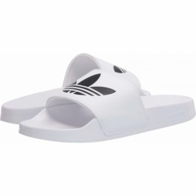 アディダス adidas メンズ サンダル シューズ・靴 Adilette Lite Footwear White/Core Black/Footwear White