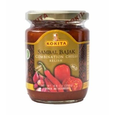 インドネシア チリ ソース サンバル バジャック Sambal Bajak 【KOKITA】 / インドネシア料理 KOKITA(コキタ) バリ ナシゴレン 食品 食
