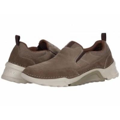 Rockport ロックポート メンズ 男性用 シューズ 靴 スニーカー 運動靴 Rocsports Slip-On Breen Leather/Suede【送料無料】