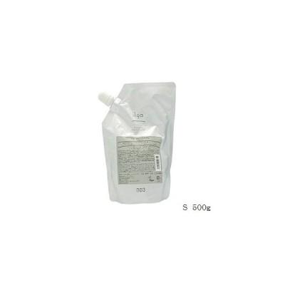 ナンバースリー 003 イルガ 薬用 トリートメント S 500g レフィル 詰替用 (医薬部外品)