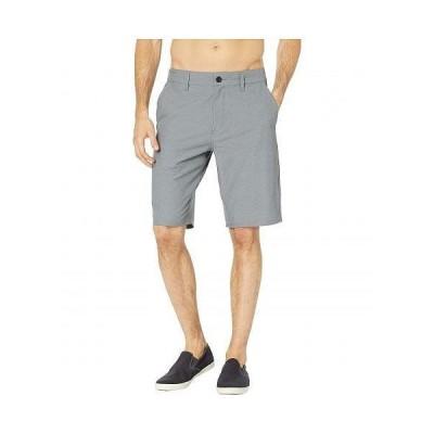 O'Neill オニール メンズ 男性用 ファッション ショートパンツ 短パン Santa Cruz Hybrid Walkshorts - Heather Grey