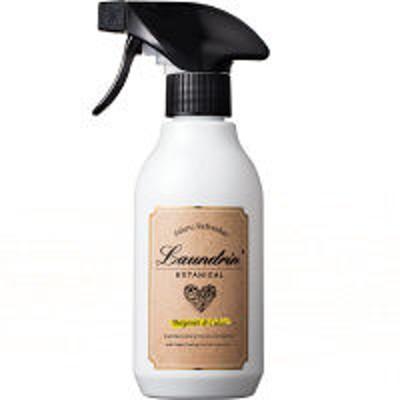 ネイチャーラボランドリン ボタニカルファブリックミスト ベルガモット&シダーの香り スプレー 本体 300ml 除菌スプレー パネス