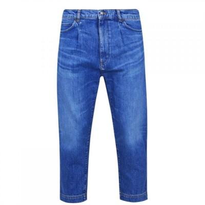 ヒューゴ ボス Hugo メンズ ジーンズ・デニム ボトムス・パンツ 938 Loose Jeans Bright Blue