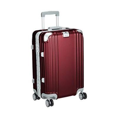 スーツケース 不可 51L 57 cm 4.5kg ワインレッドカーボン
