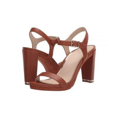 Kenneth Cole New York ケネスコールニューヨーク レディース 女性用 シューズ 靴 ヒール Andra - Cognac