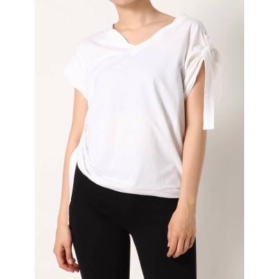 【公式】dazzlin(ダズリン)イレリボンTシャツ