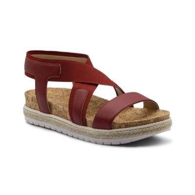 アドリアンヌヴィッタディーニ サンダル シューズ レディース Women's Pritin Sandals Red