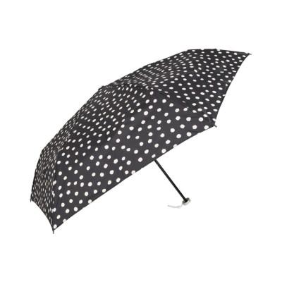 【スニークオンラインショップ】 urawaza ウラワザ 折りたたみ傘 メンズ レディース 軽量 晴雨兼用 折り畳み UVカット ブラック ブルー 黒 31-230-10106-02 ユニセックス ブラック ワンサイズ SNEAK ONLINE SHOP