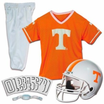 Franklin Sports フランクリン スポーツ スポーツ用品  Franklin Sports Tennessee Volunteers Youth Deluxe Uniform Set