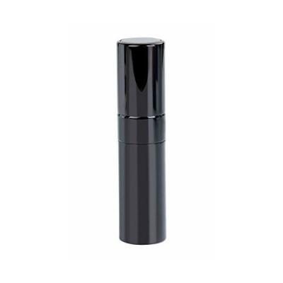 ColorCoral アトマイザー 回転プッシュ式 香水スプレー ボトル 詰め替え ノズルと漏斗付き ポータブル 香水噴霧
