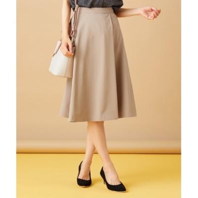 【エニィスィス/any SiS】 【美人百花掲載】タックポイントノーブル スカート