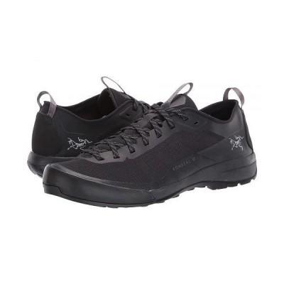 Arc'teryx アークテリクス レディース 女性用 シューズ 靴 スニーカー 運動靴 Konseal LT - Black/Black