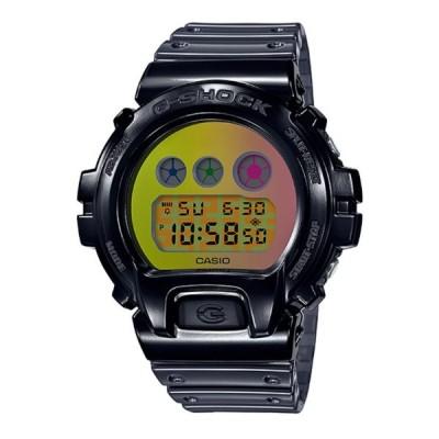 G-SHOCK Gショック ジーショック DW-6900 25周年限定モデル カシオ CASIO デジタル 腕時計 ブラック スケルトン DW-6900SP-1JR 国内正規モデル