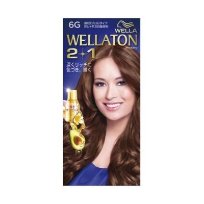 【医薬部外品】 ウエラ ウエラトーン ツープラスワン 2+1 液状タイプ 6G ウォームブラウン