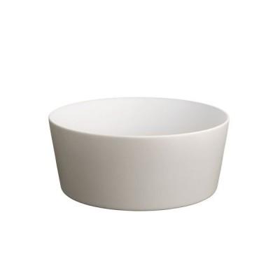アレッシィ ALESSI 食器 Tonale トナーレ サラダボウル ライトグレー ボウル 大鉢 陶器製セラミックボール