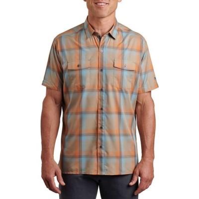 キュール KUHL メンズ 半袖シャツ トップス Response Shirt Mirage