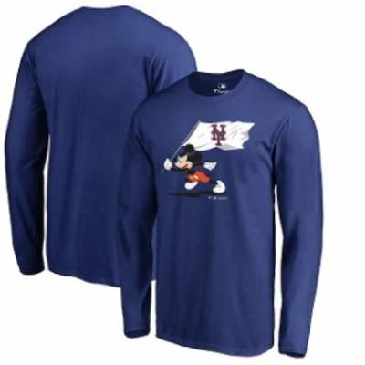 Fanatics Branded ファナティクス ブランド スポーツ用品  Fanatics Branded New York Mets Royal Disney Fly Your Fla