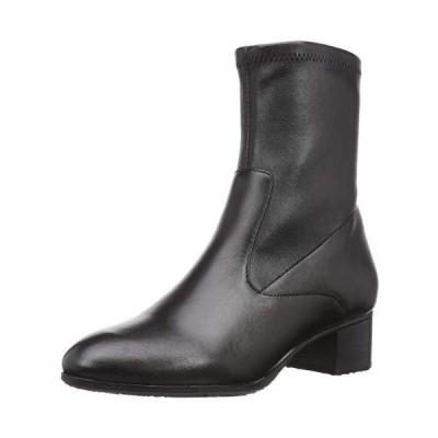 [サヴァサヴァ] ファッションブーツ 2820121 レディース ブラック 24.5 cm